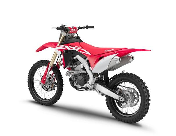 La nuova Honda da cross!