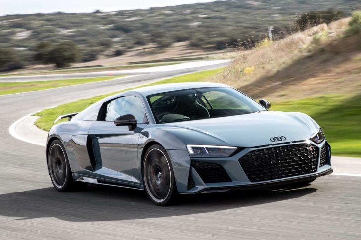 la recensione: Audi R8