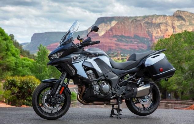 Kawasaki Versys 2019