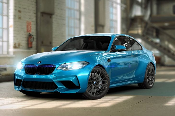 BMW M2 COMPETITION RECENSIONE