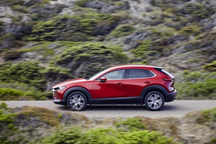 nuova Mazda 2020